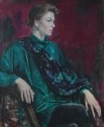 «Портрет Ирины» <br/> х/м 95х74см <br/> 2000г.